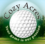 cozy acres golf course